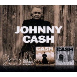 Johnny Cash Two Original Albums CD2
