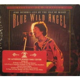 Jimi Hendrix Blue Wild Angel DVD
