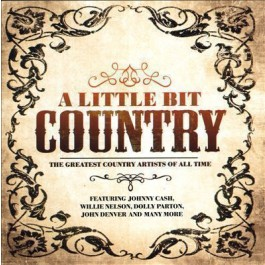 Various Artists A Little Bit Country CD