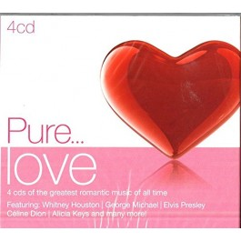 Various Artists Pure...love CD4
