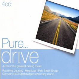 Various Artists Pure...drive CD4