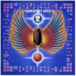 Journey Greatest Hits 2 CD