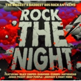 Various Artists Rock The Night CD