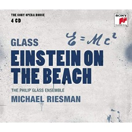 Michael Riesman Philip Glass Ensemble Glass Einstein On The Beach CD4