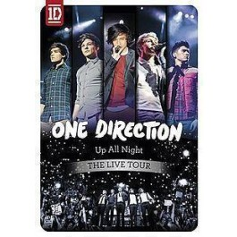 One Direction Up All Night- The Live Tour BLU-RAY