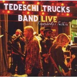 Tedeschi Trucks Band Everybodys Talkin CD2