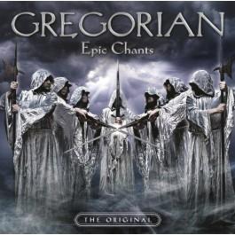 Gregorian Epic Chants CD