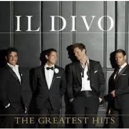 Il Divo Greatest Hits Deluxe CD2