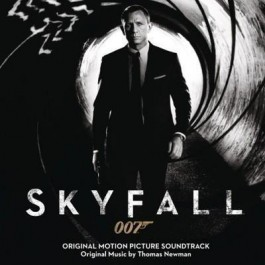 Soundtrack Skyfall CD