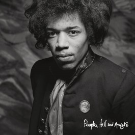 Jimi Hendrix People, Hell & Angels LP2