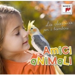 Various Artists Amici Animali CD