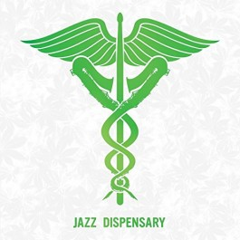 Various Artists Jazz Dispensary Og Kush LP