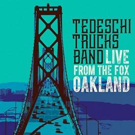 Tedeschi Trucks Band Live From The Fox Oakland CD2
