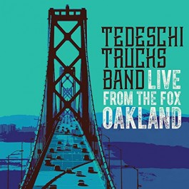 Tedeschi Trucks Band Live From The Fox Oakland LP3