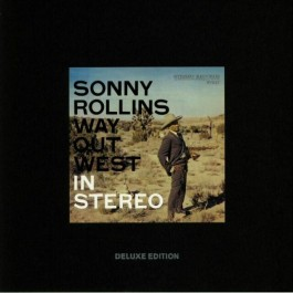 Sonny Rollins Way Out West 60Th Anniversary Deluxe 180Gr LP2