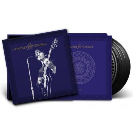 Various Artists Concert For George LP4