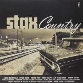 Various Artists Stax Country LP
