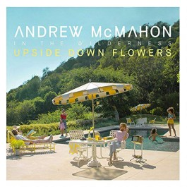 Andrew Mcmahon Upside Down Flowers CD