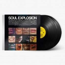 Various Artists Soul Explosion LP2