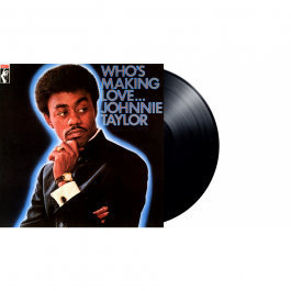 Johnnie Taylor Whos Making Love... DVD