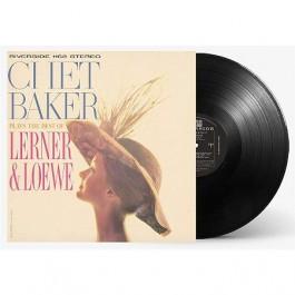 Chet Baker Plays The Best Of Lerner & Loewe Craft Recordings LP