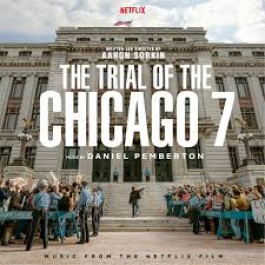 Soundtrack Trail Of The Chicago 7 Music By Daniel Pemberton CD