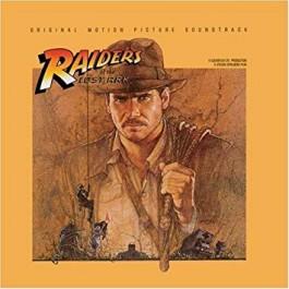 Soundtrack Indiana Jones 1 Raiders Of Th CD