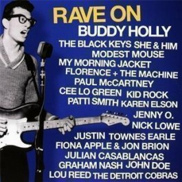 Various Artists Rave On Buddy Holly CD
