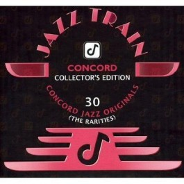 Various Artists The Very Best Of Concord Jazz CD10