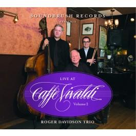 Roger Davidson Trio Live At Caffe Vivaldi Vol.2 CD