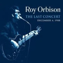 Roy Orbison Last Concert CD+DVD
