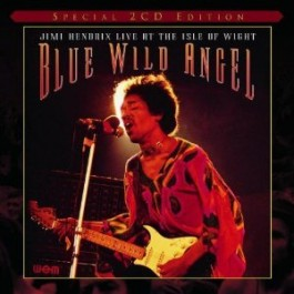 Jimi Hendrix Blue Wild Angel Live At The Isle Of Wight CD