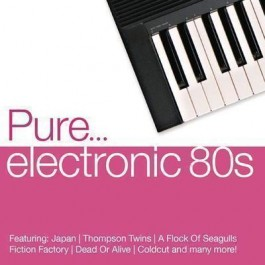 Various Artists Pure...eletronic 80S CD4