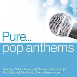 Various Artists Pure...pop Anthems CD4