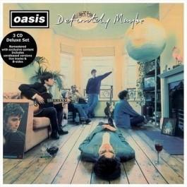 Oasis Definitely Maybe LP2