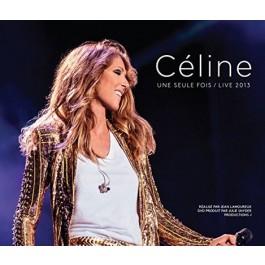 Celine Dion Une Seule Fois Live 2013 CD2+DVD