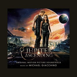 Soundtrack Jupiter Ascending By Michael Giacchino CD2