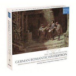 Various Artists German Romanticism Edition CD10