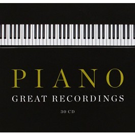 Various Artists Piano Great Recordings CD30