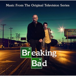 Soundtrack Breaking Bad Music From Original Television Series CD