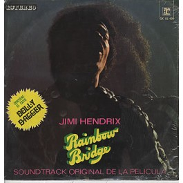 Jimi Hendrix Rainbow Bridge CD