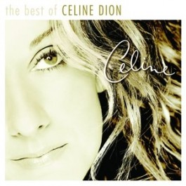 Celine Dion The Best Of CD