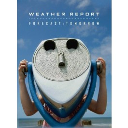 Weather Report Forecast Tomorrow CD3+DVD