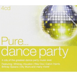 Various Artists Pure...dance Party CD4