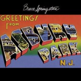 Bruce Springsteen Greetings From Asbury Park N.y. LP