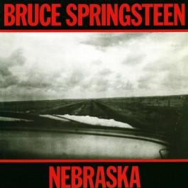Bruce Springsteen Nebraska LP2