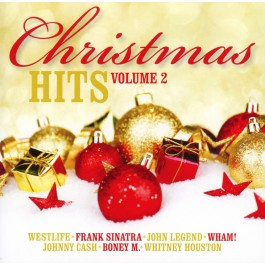 Various Artists Christmas Hits Volume 2 CD