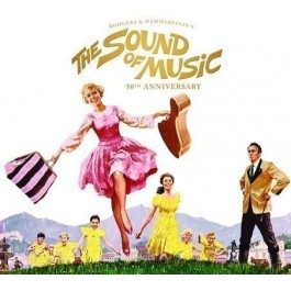 Soundtrack Sound Of Music 50Th Anniversary CD