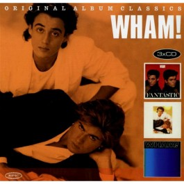 Wham Original Album Classics CD3