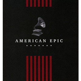 Various Artists American Epic The Soundtrack Box CD5